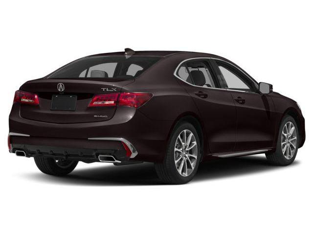 2018 Acura TLX Tech (Stk: J802151) in Brampton - Image 3 of 9