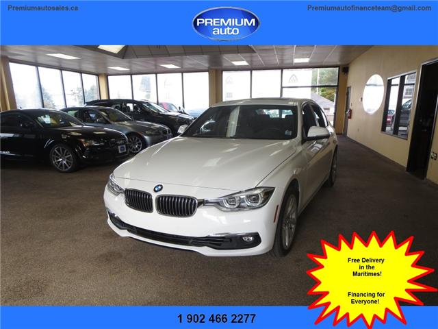 2017 BMW 330 i xDrive (Stk: 003760) in Dartmouth - Image 1 of 18