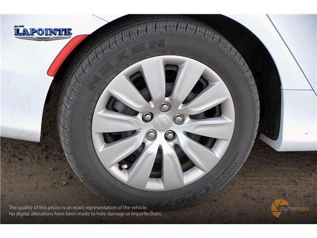2016 Chrysler 200 LX (Stk: SP16873) in Pembroke - Image 6 of 20