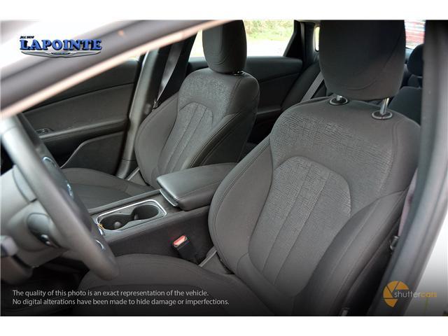 2016 Chrysler 200 LX (Stk: SP16873) in Pembroke - Image 10 of 20