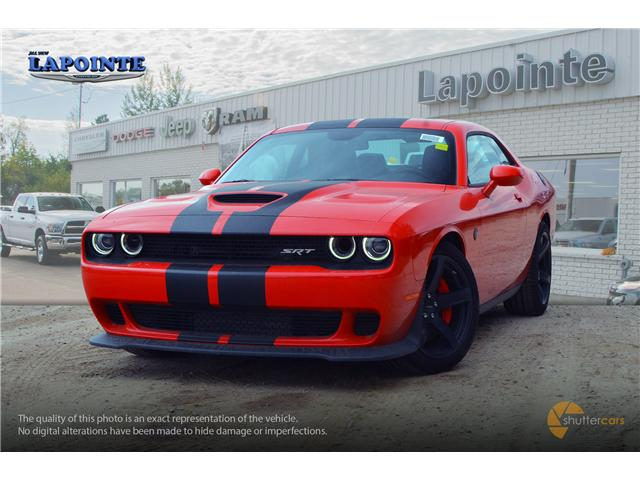 2017 Dodge Challenger Srt Hellcat 2017 Dodge Challenger Srt Hellcat
