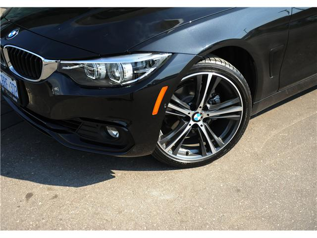 2018 BMW 430 i xDrive (Stk: 8A49450) in Brampton - Image 6 of 13