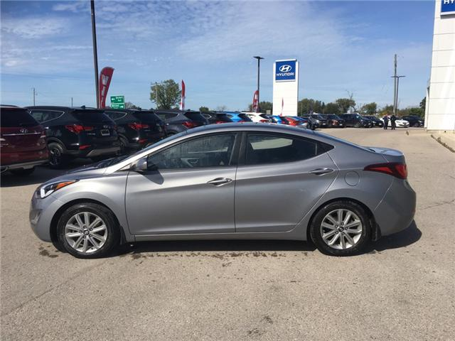 2015 Hyundai Elantra Sport Appearance (Stk: 70307A) in Goderich - Image 2 of 17