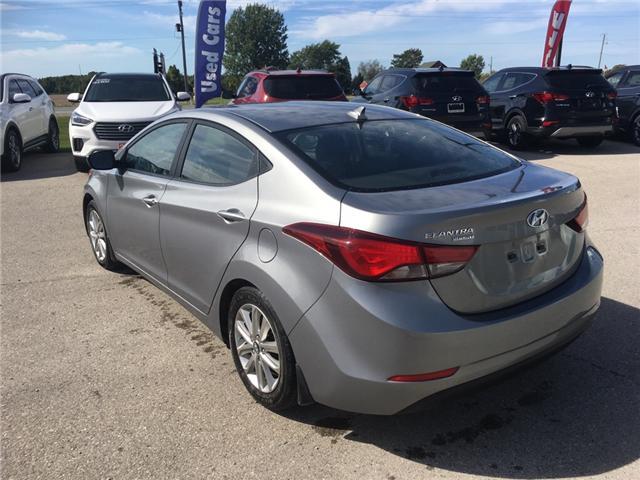 2015 Hyundai Elantra Sport Appearance (Stk: 70307A) in Goderich - Image 3 of 17