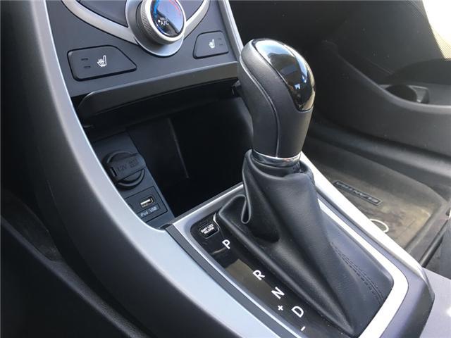 2015 Hyundai Elantra Sport Appearance (Stk: 70307A) in Goderich - Image 13 of 17