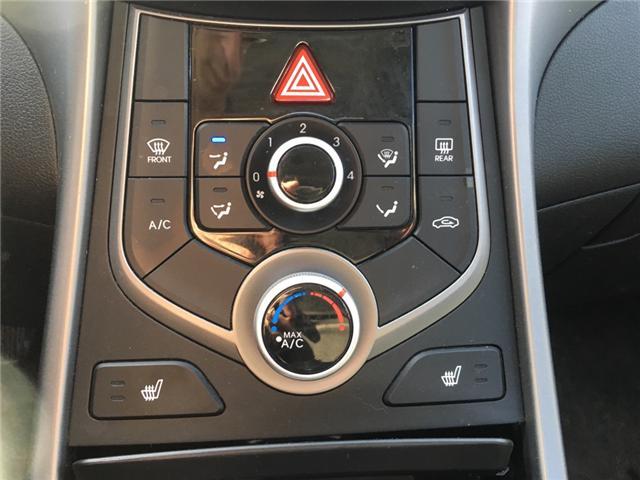 2015 Hyundai Elantra Sport Appearance (Stk: 70307A) in Goderich - Image 14 of 17