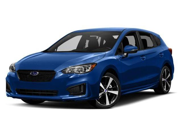 2018 Subaru Impreza Sport-tech (Stk: DS4722) in Orillia - Image 1 of 9