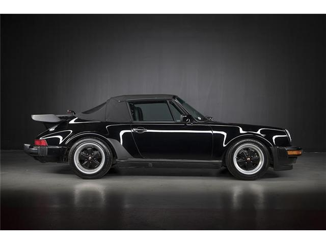 1989 Porsche 930 Turbo Cabriolet (Stk: RM002) in Woodbridge - Image 8 of 19
