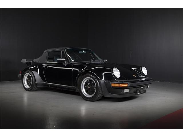 1989 Porsche 930 Turbo Cabriolet (Stk: RM002) in Woodbridge - Image 9 of 19