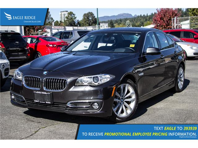 2016 BMW 528i xDrive (Stk: 168404) in Coquitlam - Image 1 of 19