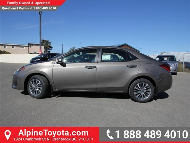 2018 Toyota Corolla LE (Stk: C977989) in Cranbrook - Image 2 of 18