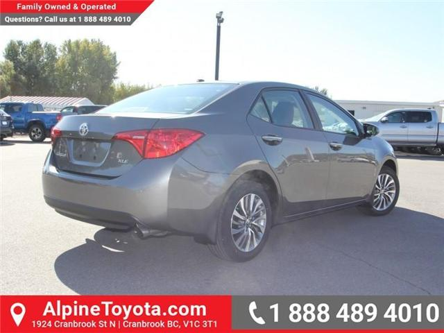 2018 Toyota Corolla LE (Stk: C977989) in Cranbrook - Image 5 of 18