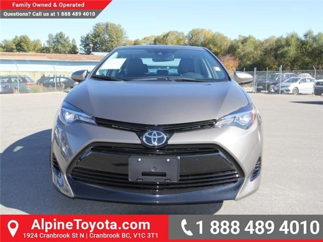 2018 Toyota Corolla LE (Stk: C977989) in Cranbrook - Image 8 of 18