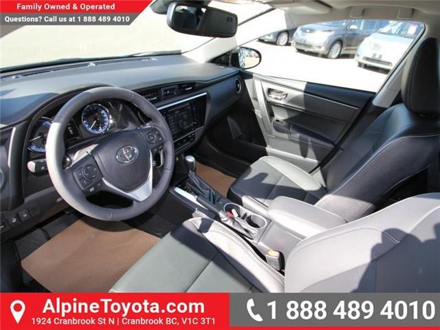 2018 Toyota Corolla LE (Stk: C977989) in Cranbrook - Image 9 of 18