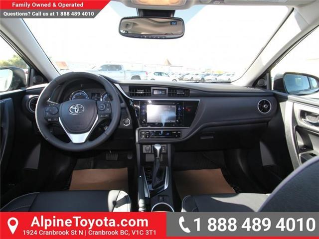 2018 Toyota Corolla LE (Stk: C977989) in Cranbrook - Image 10 of 18