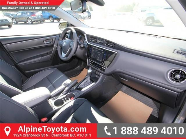 2018 Toyota Corolla LE (Stk: C977989) in Cranbrook - Image 11 of 18