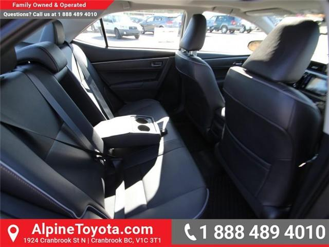 2018 Toyota Corolla LE (Stk: C977989) in Cranbrook - Image 12 of 18