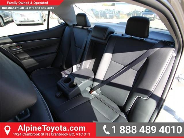 2018 Toyota Corolla LE (Stk: C977989) in Cranbrook - Image 13 of 18