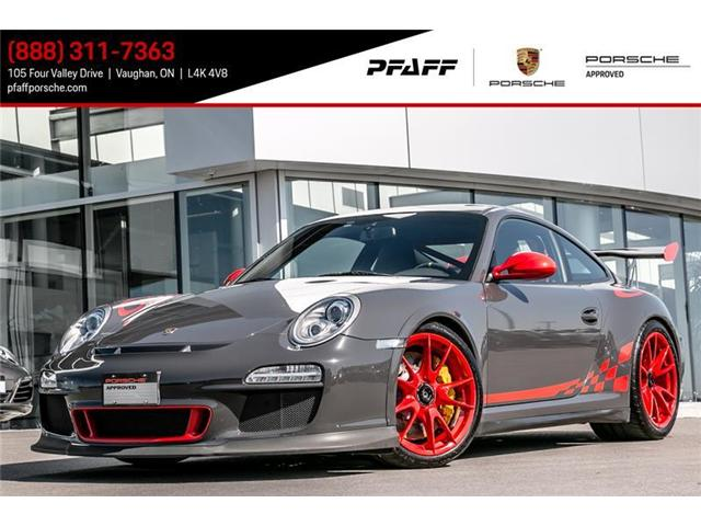 2010 Porsche 911 GT3 RS (Stk: U6553) in Vaughan - Image 1 of 22