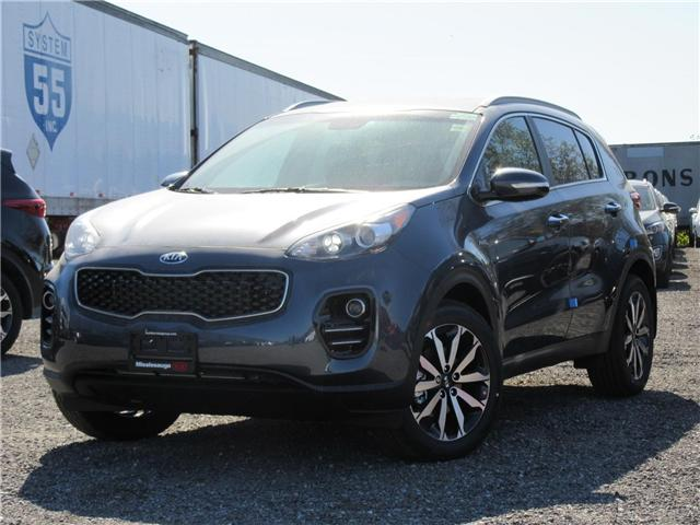2018 Kia Sportage EX (Stk: SP18027) in Mississauga - Image 1 of 17