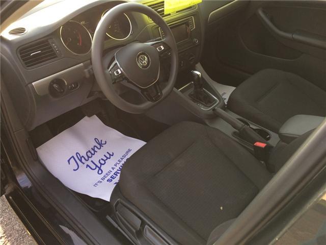 2016 Volkswagen Jetta 1.4 TSI Trendline (Stk: svg81) in Morrisburg - Image 3 of 4