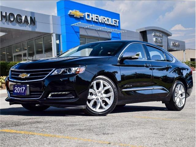 2017 Chevrolet Impala 2LZ (Stk: A162370) in Scarborough - Image 1 of 25