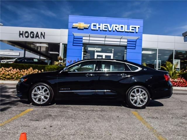 2017 Chevrolet Impala 2LZ (Stk: A162370) in Scarborough - Image 2 of 25