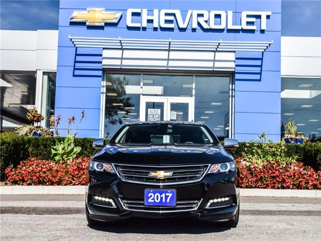 2017 Chevrolet Impala 2LZ (Stk: A162370) in Scarborough - Image 4 of 25