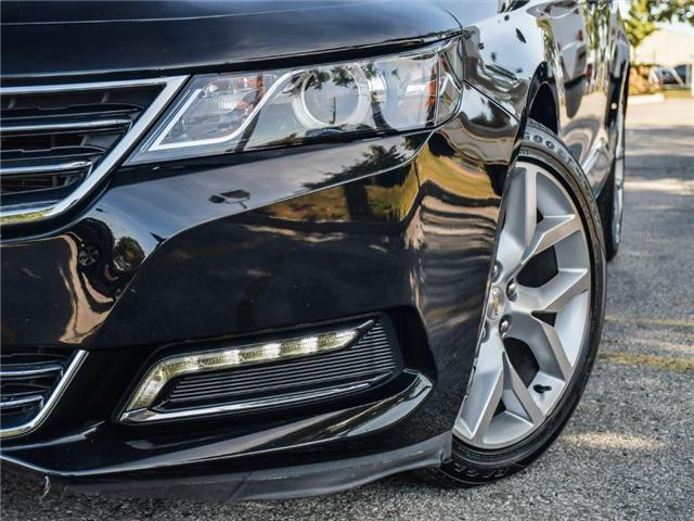 2017 Chevrolet Impala 2LZ (Stk: A162370) in Scarborough - Image 6 of 25
