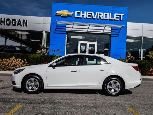 2016 Chevrolet Malibu Limited LT (Stk: A148058) in Scarborough - Image 2 of 26