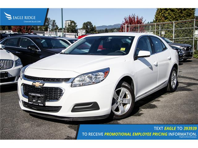 2015 Chevrolet Malibu 1LT (Stk: 156777) in Coquitlam - Image 1 of 16