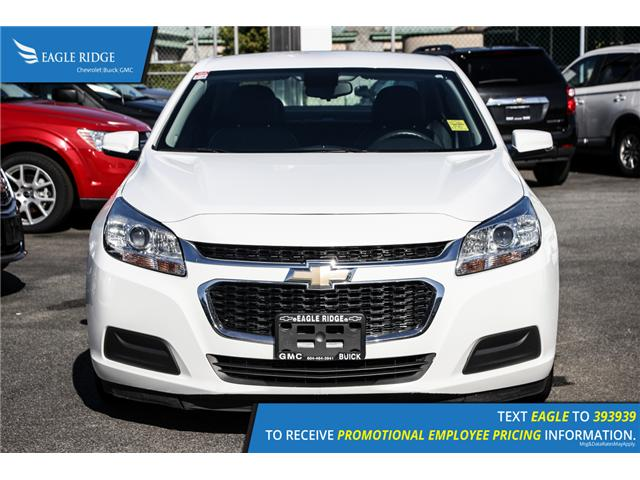 2015 Chevrolet Malibu 1LT (Stk: 156777) in Coquitlam - Image 2 of 16