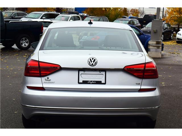 2016 Volkswagen Passat 1.8 TSI Trendline+ (Stk: 6296) in Regina - Image 6 of 29