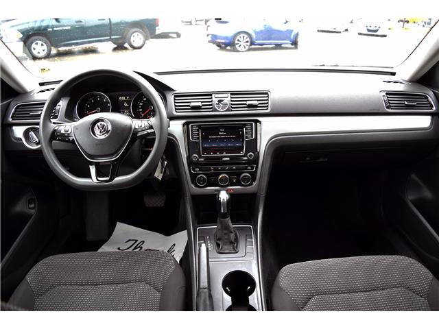 2016 Volkswagen Passat 1.8 TSI Trendline+ (Stk: 6296) in Regina - Image 13 of 29