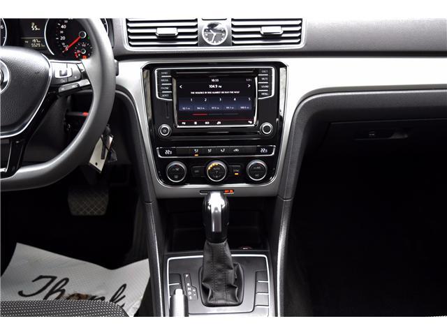 2016 Volkswagen Passat 1.8 TSI Trendline+ (Stk: 6296) in Regina - Image 20 of 29