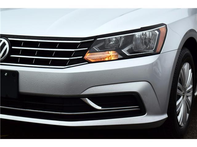 2016 Volkswagen Passat 1.8 TSI Trendline+ (Stk: 6296) in Regina - Image 27 of 29