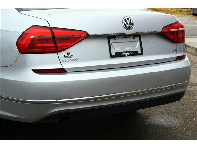 2016 Volkswagen Passat 1.8 TSI Trendline+ (Stk: 6296) in Regina - Image 29 of 29