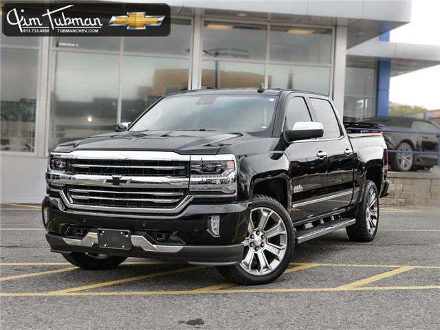 2017 Chevrolet Silverado 1500 High Country (Stk: 170796) in Ottawa - Image 1 of 21