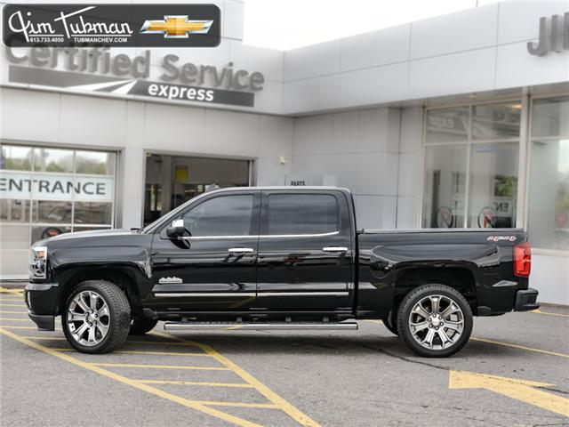 2017 Chevrolet Silverado 1500 High Country (Stk: 170796) in Ottawa - Image 2 of 21
