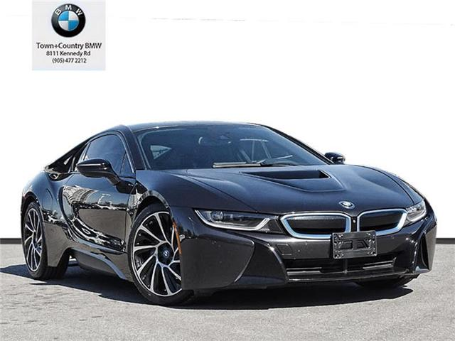 2016 BMW i8 Base (Stk: U10471) in Markham - Image 1 of 21