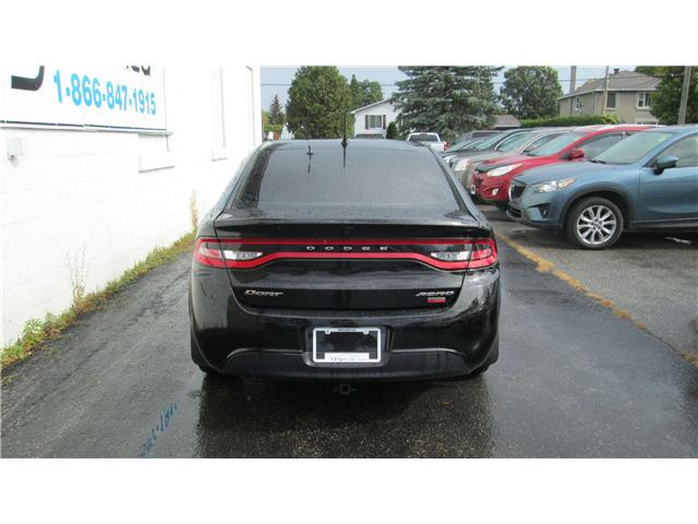 2015 Dodge Dart Aero (Stk: 171253) in Richmond - Image 4 of 12