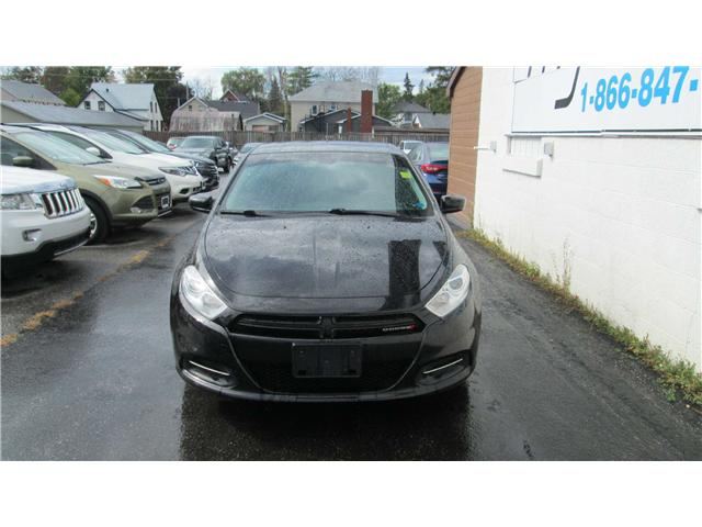 2015 Dodge Dart Aero (Stk: 171253) in Kingston - Image 1 of 11