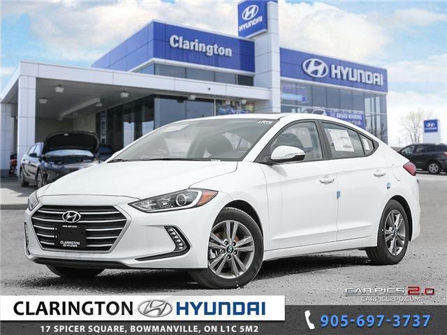 2018 Hyundai Elantra GL SE (Stk: 17726) in Clarington - Image 1 of 27