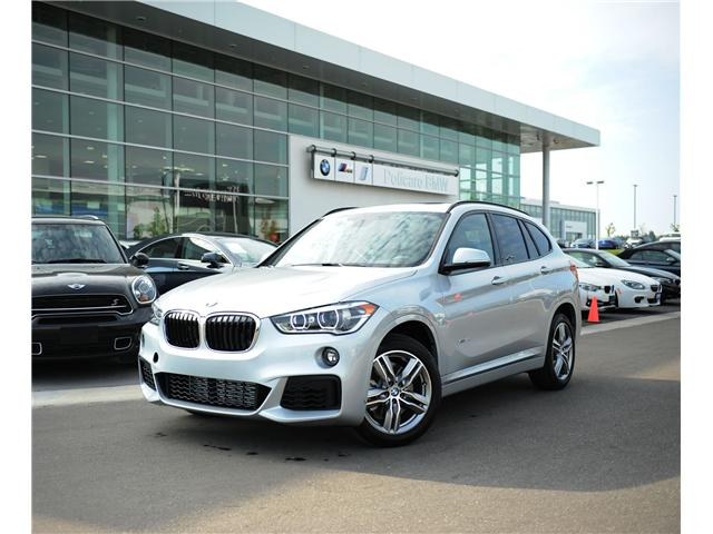 2018 BMW X1 xDrive28i (Stk: 8F90807) in Brampton - Image 1 of 12