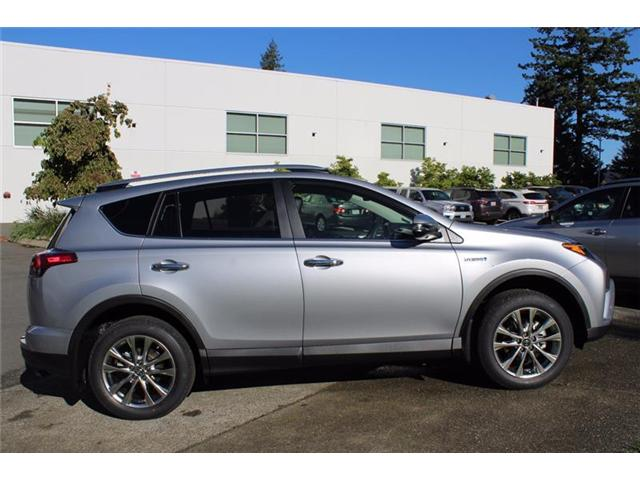 2018 Toyota RAV4 Hybrid Hybrid Limited (Stk: 11449) in Courtenay - Image 2 of 30