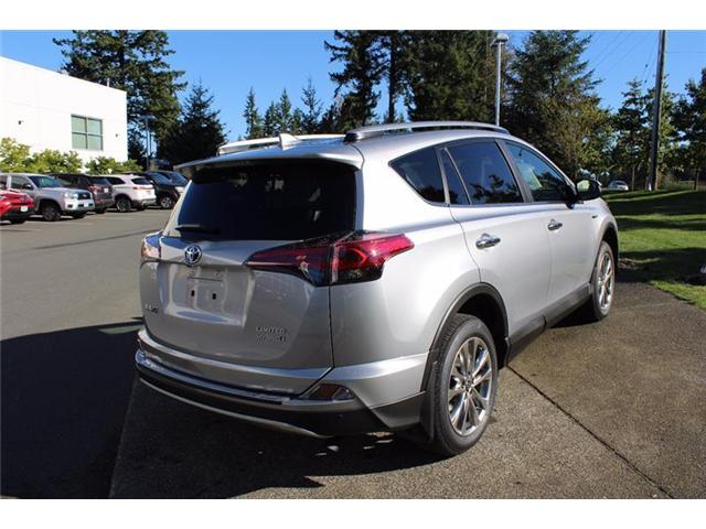 2018 Toyota RAV4 Hybrid Hybrid Limited (Stk: 11449) in Courtenay - Image 3 of 30