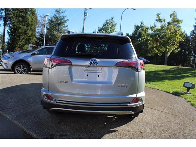 2018 Toyota RAV4 Hybrid Hybrid Limited (Stk: 11449) in Courtenay - Image 4 of 30