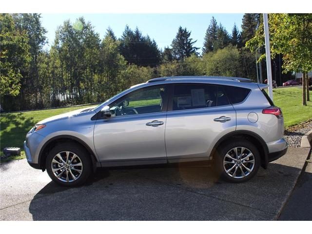 2018 Toyota RAV4 Hybrid Hybrid Limited (Stk: 11449) in Courtenay - Image 6 of 30