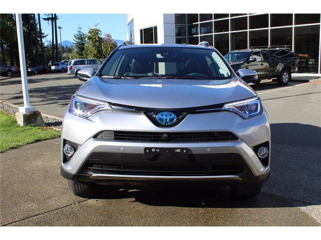 2018 Toyota RAV4 Hybrid Hybrid Limited (Stk: 11449) in Courtenay - Image 7 of 30