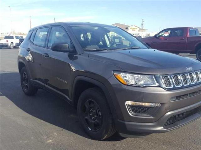 2018 Jeep Compass Sport (Stk: RT003) in  - Image 4 of 18